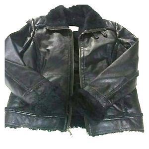 Wilson Leather Genuine Leather Coat